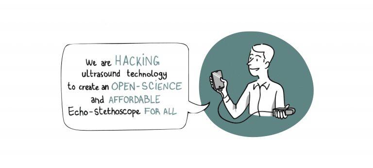 Echopen lance une sonde d'échographie open source