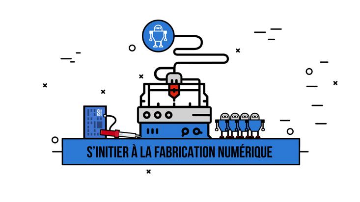 """MOOC Makery/IMT """"S'initier à la fabrication numérique"""""""