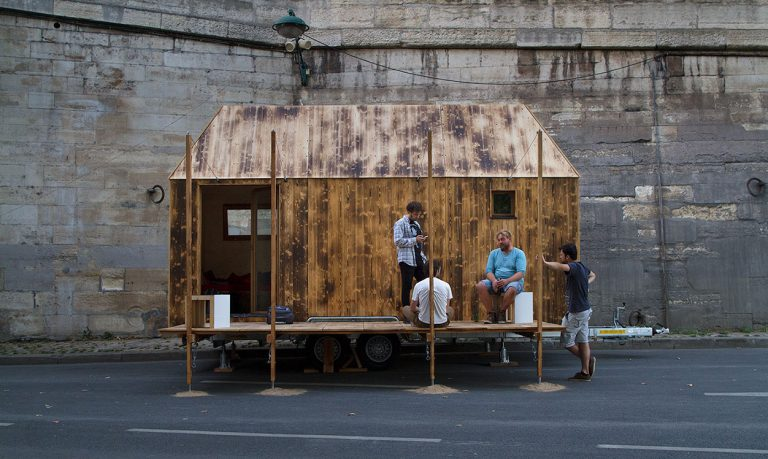 Fab City: In My BackYard construit l'hospitalité