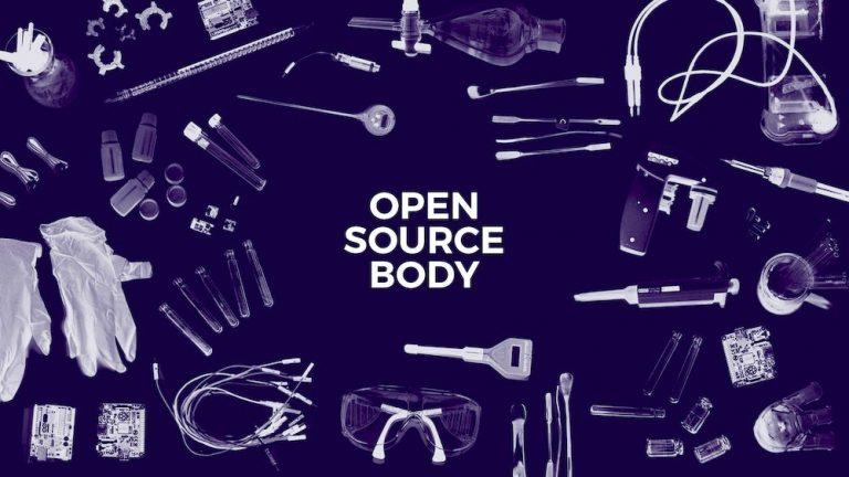 OPEN SOURCE BODY : un événement du medialab Makery
