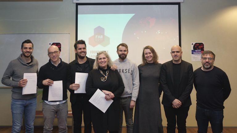 Lancement de la Fondation Fab City à Tallinn en Estonie