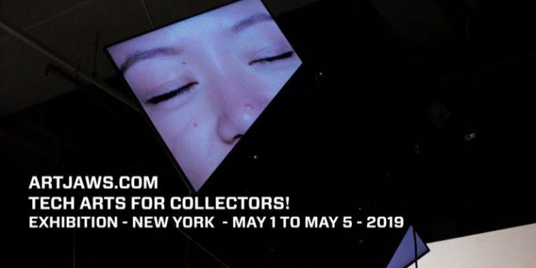 """""""La Nouvelle Vague de l'Art"""" – Exhibition by ArtJaws.com- New York"""