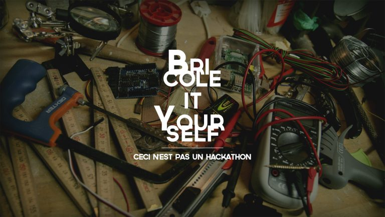 Bricole it Yourself n°4, samedi 20 juin 2015