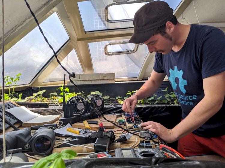 A Taïwan, le Nomade des Mers à la découverte de l'électronique low-tech