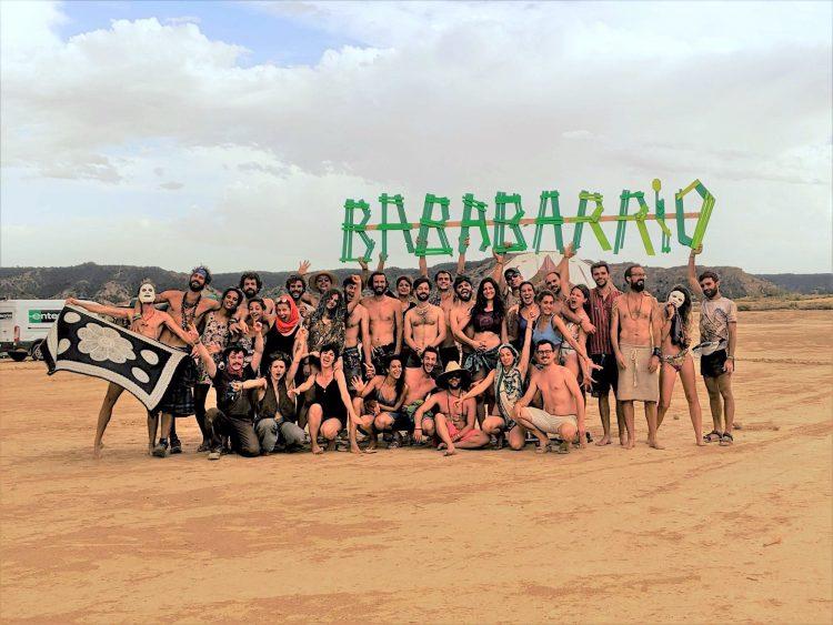 Au Nowhere Festival, le DIY permet l'abondance dans le désert