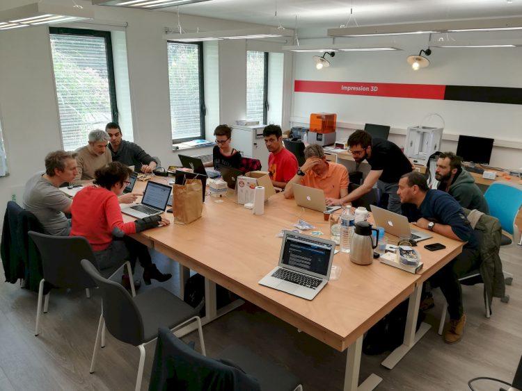 «Fabrication Numérique et prototypage rapide», une formation à succès
