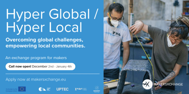 MakersXchange: Hyper Global / Hyper Local