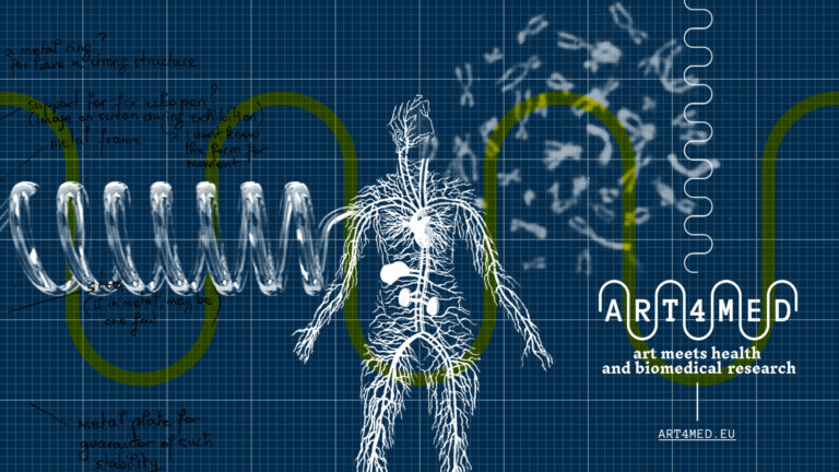 "ART4MED: a 2 years program where ""Art Meets Health and Biomedical Research"""